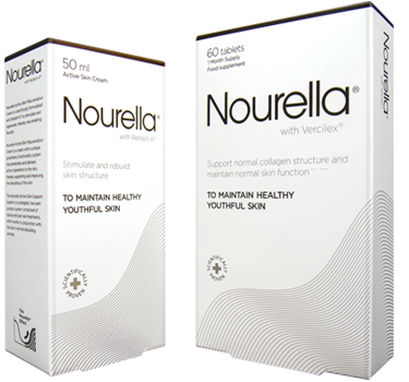 Nourella active skin support